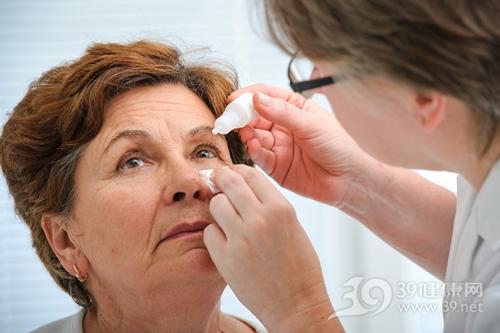 中老年 女 眼药水 眼睛 眼科_30402691_xxl