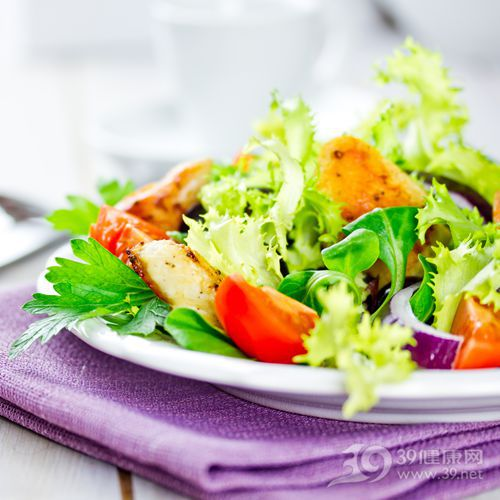 沙拉 蔬菜 西红柿 生菜 洋葱_25234690_xxl