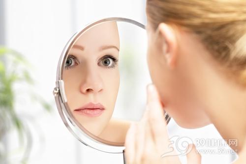 青年 女 美容 护肤 镜子_25440508_xxl