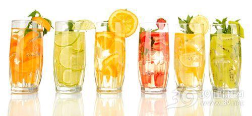 果汁 黄桃 柠檬 橙子 草莓 奇异果_21112884_xxl