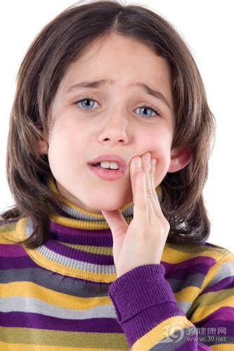 孩子 疼痛 口腔 牙齿 牙痛 腮_4003238_xxl