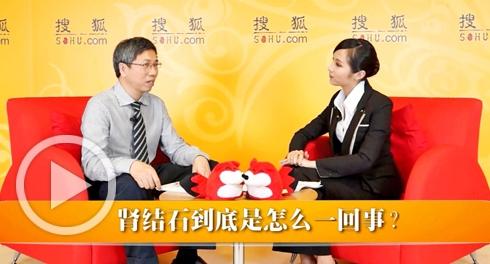 曾国华,访谈一:泌尿系结石是怎样形成的?