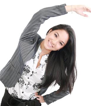 肩周炎,预防肩周炎,肩周炎健身操,上班族高发肩周炎 每天5分钟肩周炎操拯救你的肩,上班久坐容易得肩周炎,今天小编要教大家的就是几个预防肩周炎的健身操动作,非常的简单而且效果是相当的好。既提神又能起到预防肩周炎的作用。