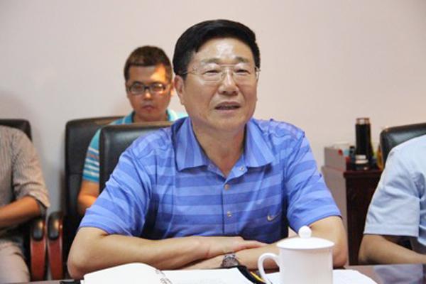 中国医药卫生事业发展基金会代秘书长马玉和 ()