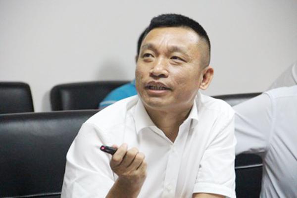 中国医药卫生事业发展基金会信息化流动医院项目顾问詹国太()
