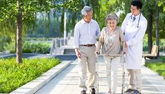老年人中风后康复治疗
