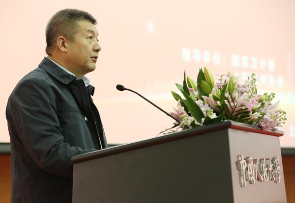 中国人民大学副校长贺耀敏讲话()