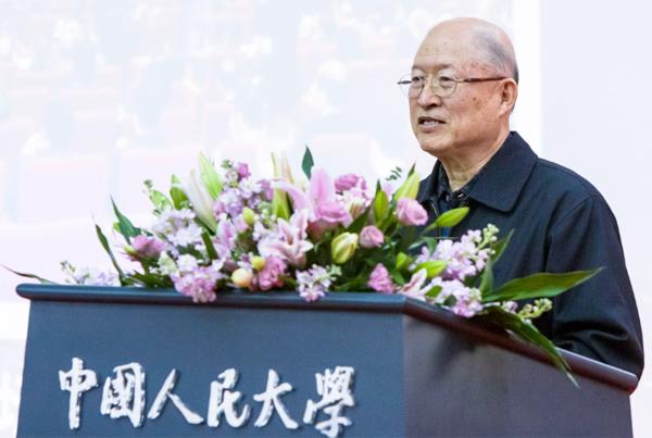 中国医药卫生事业发展基金会常务副理事长桑希杰致欢迎辞辞()