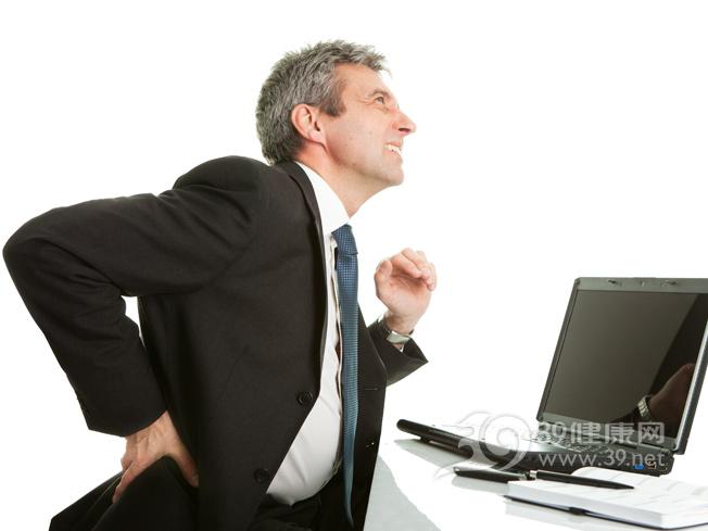 白领腰痛-腰肌劳损