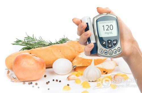 血糖 血糖仪 糖尿病 葡萄糖 洋葱 鸡蛋 面包 大蒜_17745556_xxl