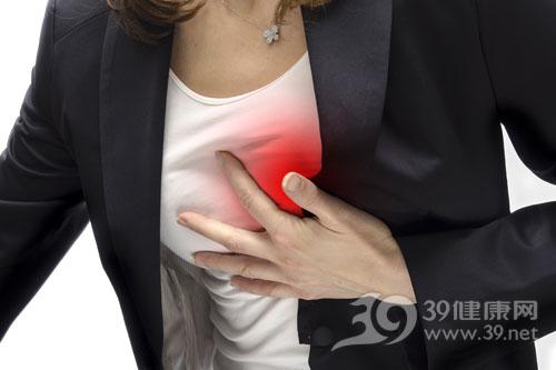 青年-女-心脏-心痛-心绞痛-胸-胸闷-疼痛-生病_-17282122_xxl