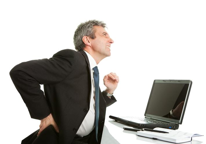 中老年 男 工作 办公室 疼痛 腰痛 劳损_9104478_xxl