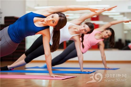 青年 女 运动 健身 瑜伽_24382136_xxl