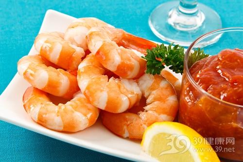 海鲜 虾 白灼虾 炒虾 柠檬_9389577_xl