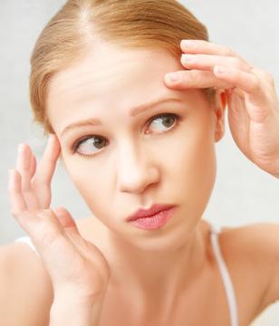 抬头纹让你老10岁,如何消除额头皱纹?