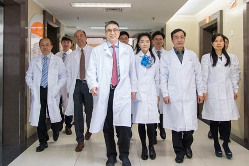"""早期肺癌该怎么治?广州""""创新"""