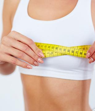 为什么减肥让胸部变小了?胸部运动能丰胸吗?