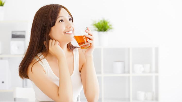 喝茶能刮油减肥是真的吗?太天真