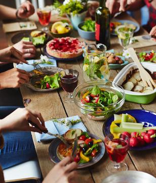 上班族怎样健康吃晚餐?注意3个禁忌