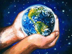 世界地球日:朋友,一起来关灯!