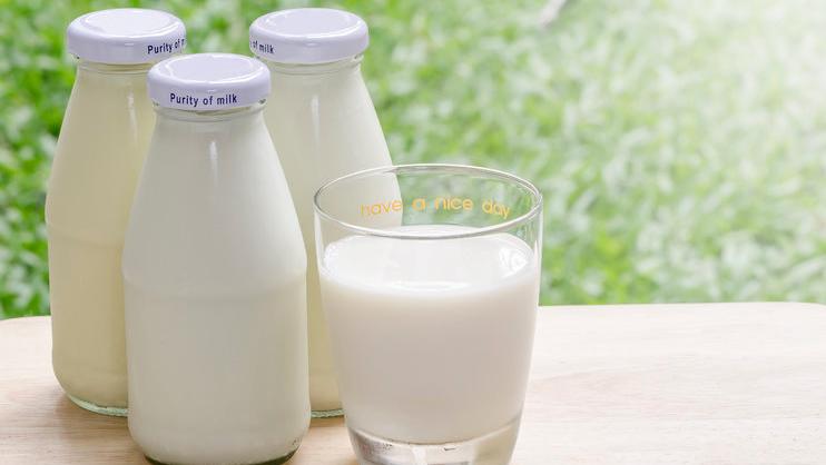 减肥喝牛奶,只能选脱脂牛奶?