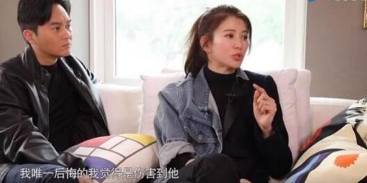袁咏仪落泪后悔伤害张智霖,曾当富商小三,男人真的不介意女人的过去吗?