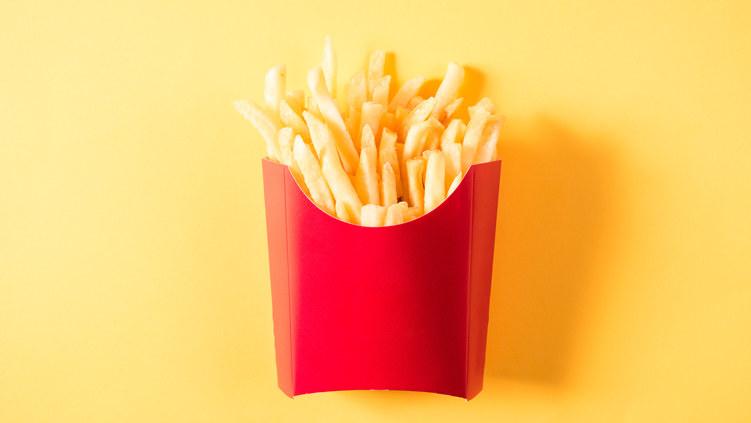 麦当劳肯德基否认汉堡变小,吃麦当劳也能减肥?