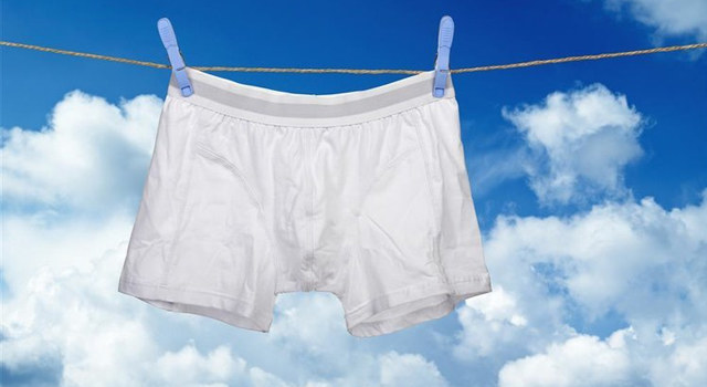 男人的一条内裤能穿多久?