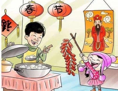 新春佳节防流感,健建康康过大年