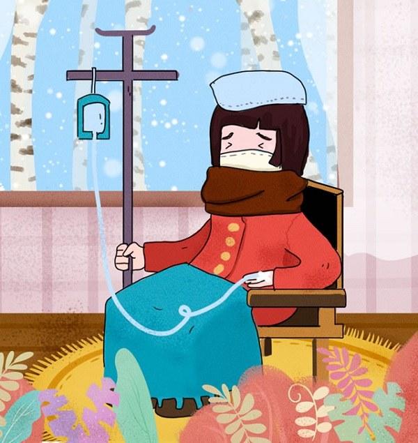 儿童闹流感早用药,预防要服有效药