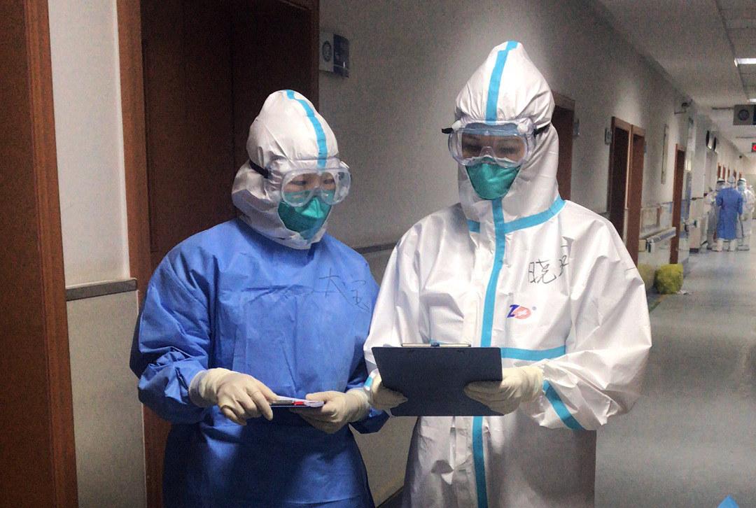 医护眼中的武汉:疫情下逆行的医疗救援队手记