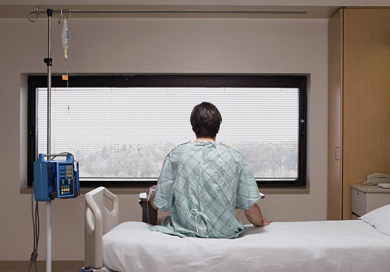 一个癌症病人的自述:明天和意外不知道哪个先来,希望在哪?