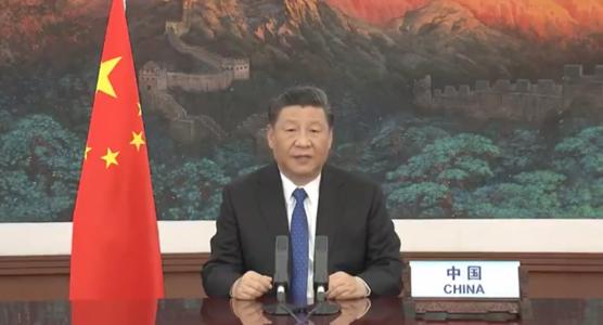 习近平主席:捐20亿美元抗