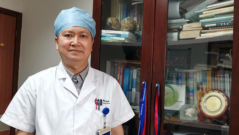 张旺明:从医三十载,雕刻式手术改写患者命