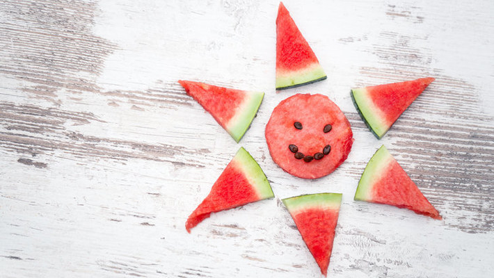 炎炎夏日,吃西瓜减肥,真的可以吗?