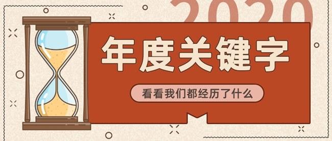 """【年终盘点】2020,39健康用12个""""字""""说再见"""