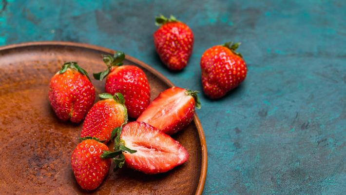 """减肥期间,想我了""""莓""""?"""