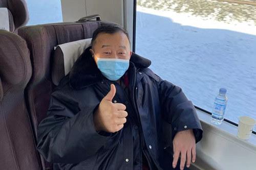 """第六次!""""重症八仙""""管向东出征黑龙江绥化"""