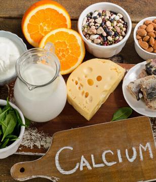 真正补钙的4种食物,很多人并不爱吃