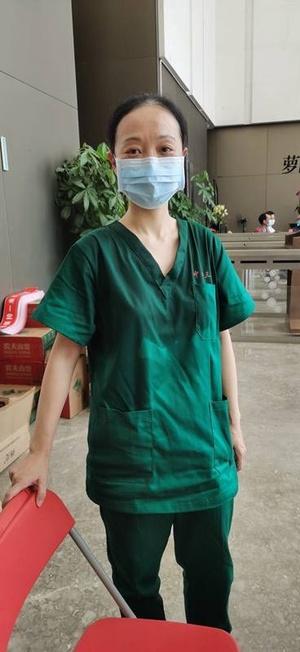 中山三院再次派出676人支援核酸采样,为抗疫尽一份力