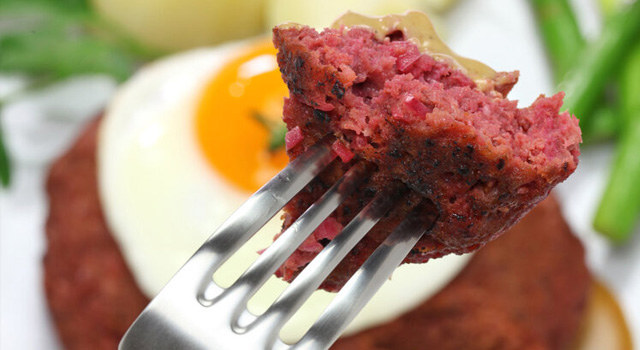 植物肉终其一生,都在伪装成真肉