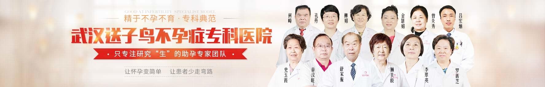 武汉治疗不孕不育医院