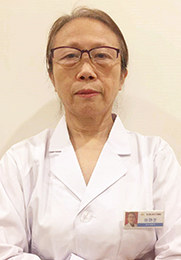 张静芝 主任医师 博士生导师 30余年皮肤病专业临床治疗经验 曾任职于上海市第七人民医院
