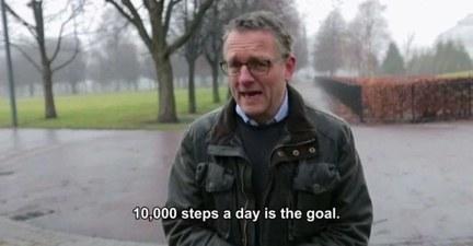 中国人迷信的每天1万步,竟让养生变伤身?英国BBC揭开真相 健康养生 第2张