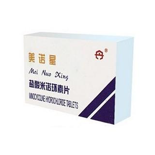 盐酸米诺环素片(美诺星)