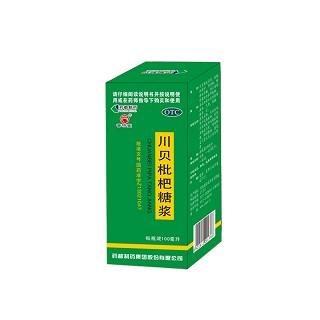 川贝枇杷糖浆(药都)